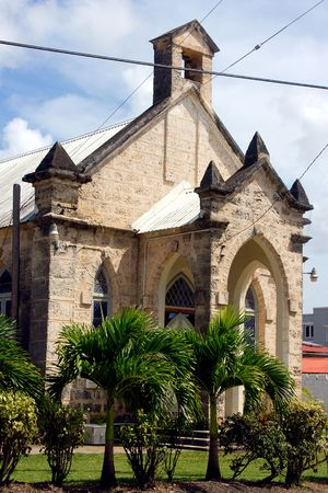 St. James's Church in Holetown (Barbados)