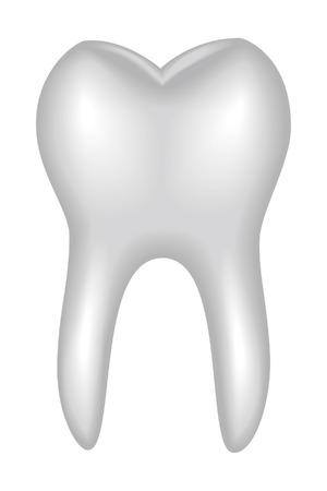 Tooth Ilustracja