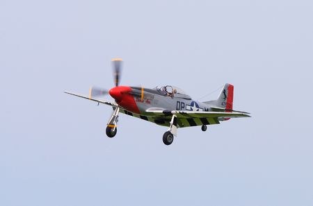 P-51 Mustang photo
