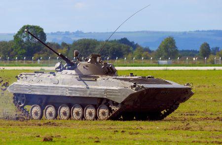 infantry: BMP-2 infantry carrier