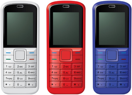 휴대폰 - 블렌드 및 그래디언트 전용
