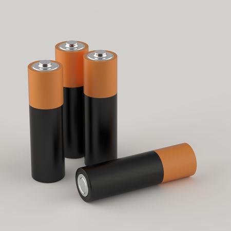 aa: AA Batteries