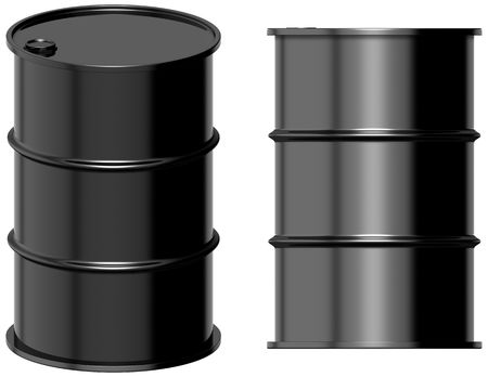 oil barrel: Oil barrel