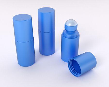 stink: Roll on deodorant