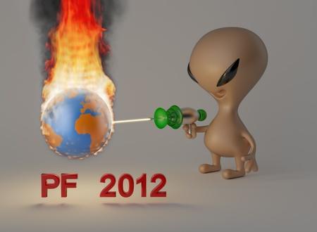 feliciter: PF 2012 Stock Photo
