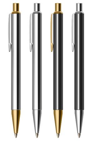 Ballpoint pen Illustration