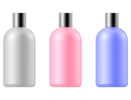 cruet: Cosmetic bottle Illustration