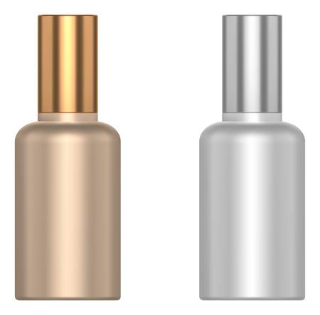 Cosmetic little bottle