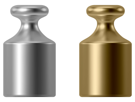Calibration weight Illustration