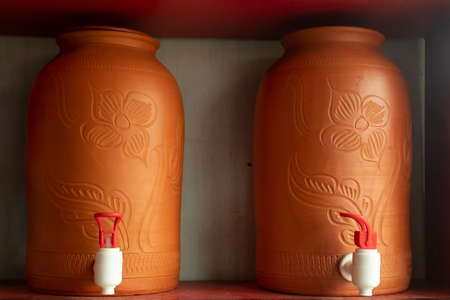 Eco Handicrafts Water filter made in earthenware