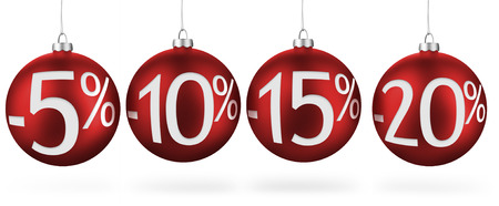 Christmas balls with discounts