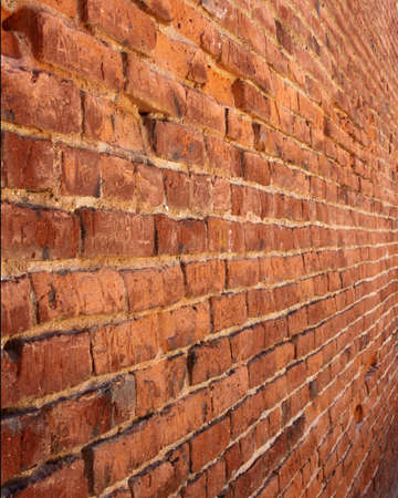 mur brique rouge: Red Brick Wall