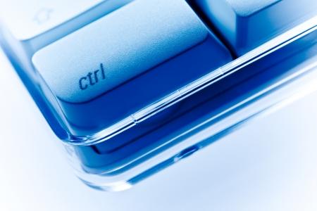 Computer Keyboard Control photo