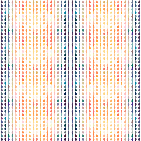 Abstract seamless geometric pattern for paper and fabric design
