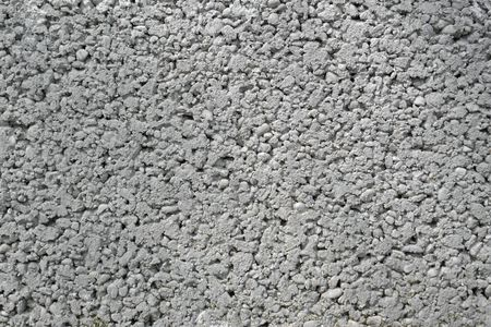 Gray concrete texture. Large grain and interstices Stock Photo - 4664835