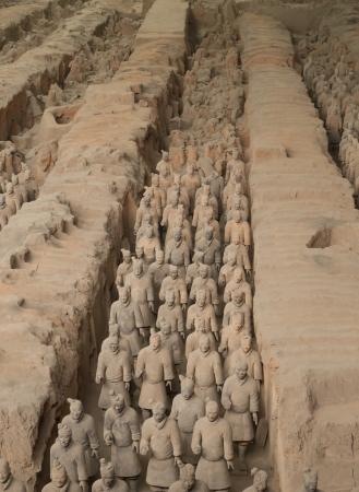 Qin dynasty Terracotta Army, Xi