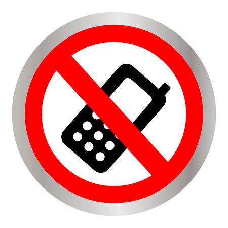携帯電話には、記号は許可されていません。