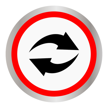 vector illustration de l & # 39 ; icône de