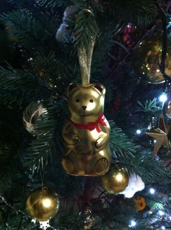 lindt: Lindt ornament
