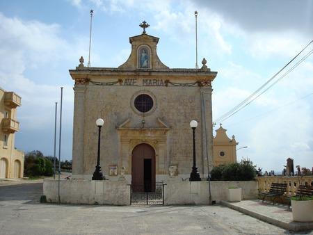 無原罪聖母、Qala、ゴゾ島、マルタ、ヨーロッパの教会