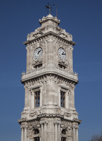 horologe: clock tower