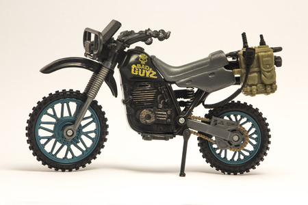 stop and go light: motorcyle models