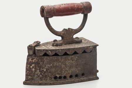 Old coal iron