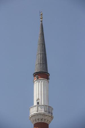 minaret Reklamní fotografie