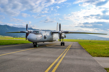 airpower: Antonov AN-26 on Airpower 2013 Editorial