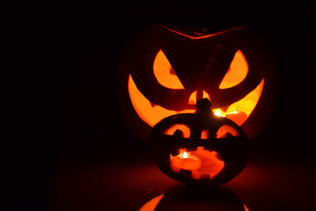 scarry: Halloween pumpkings