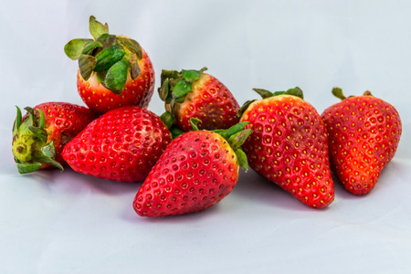strawberies: Seven lucky strawberies