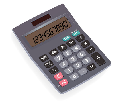 flawless: Calculator | Flawless Render (no mesh) Illustration