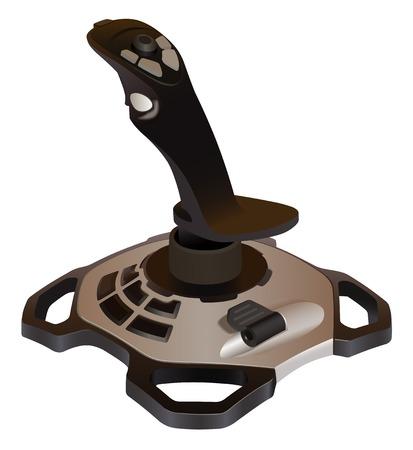throttle: Joystick