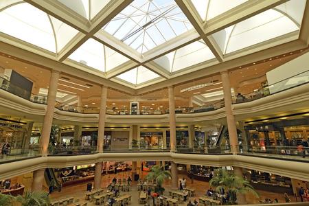 atrium: Atrium of the department store