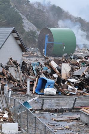 tsunami: Great East Japan Earthquake Tsunami