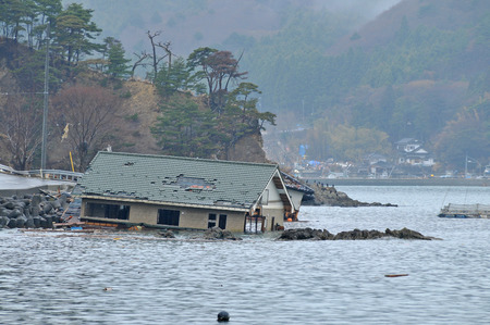 The outbreak of the unprecedented Great East Japan Earthquake and tsunami