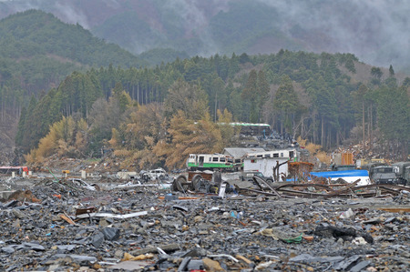 earthquakes: The outbreak of the unprecedented Great East Japan Earthquake and tsunami