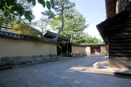 residence: Nagamachi Samurai Residence Site
