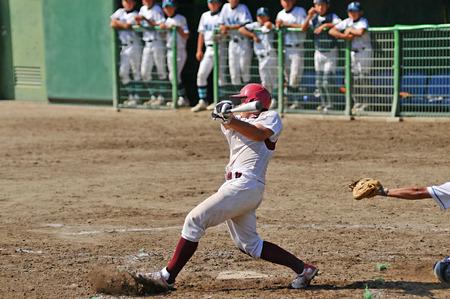 beisbol: Muchachos del béisbol Foto de archivo