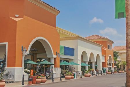 tiendas de comida: Supermercado colorido