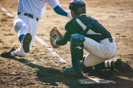 baseballs: Baseball player