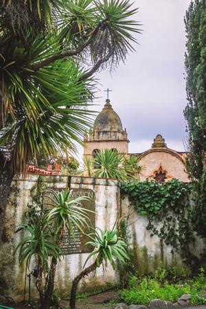 borromeo: Carmel mission in California