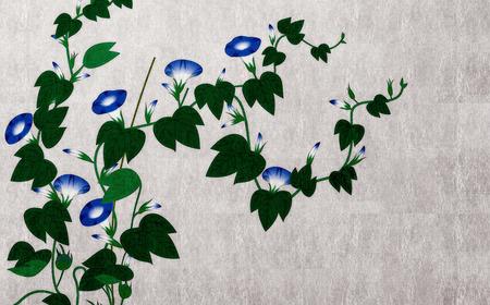 ukiyoe: Japanese style background