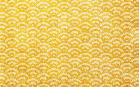 Gold background pattern