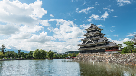 pike place: The national treasure Matsumoto castle tower