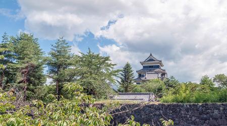 matsumoto: Scenery of Matsumoto Castle