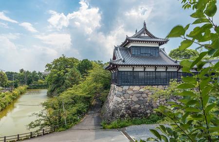 Scenery of the Koriyama Castle in Yamatokoriyama city, Nara, Japan 報道画像