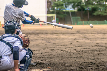 고등학교 야구 선수