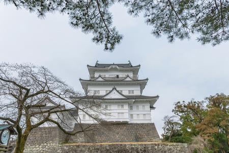 odawara: The castle tower of the Odawara Castle