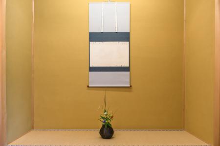 Traditional Japanese interior 스톡 콘텐츠